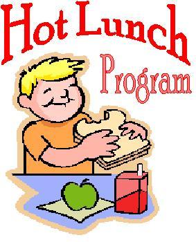PAC Hot Lunch Program