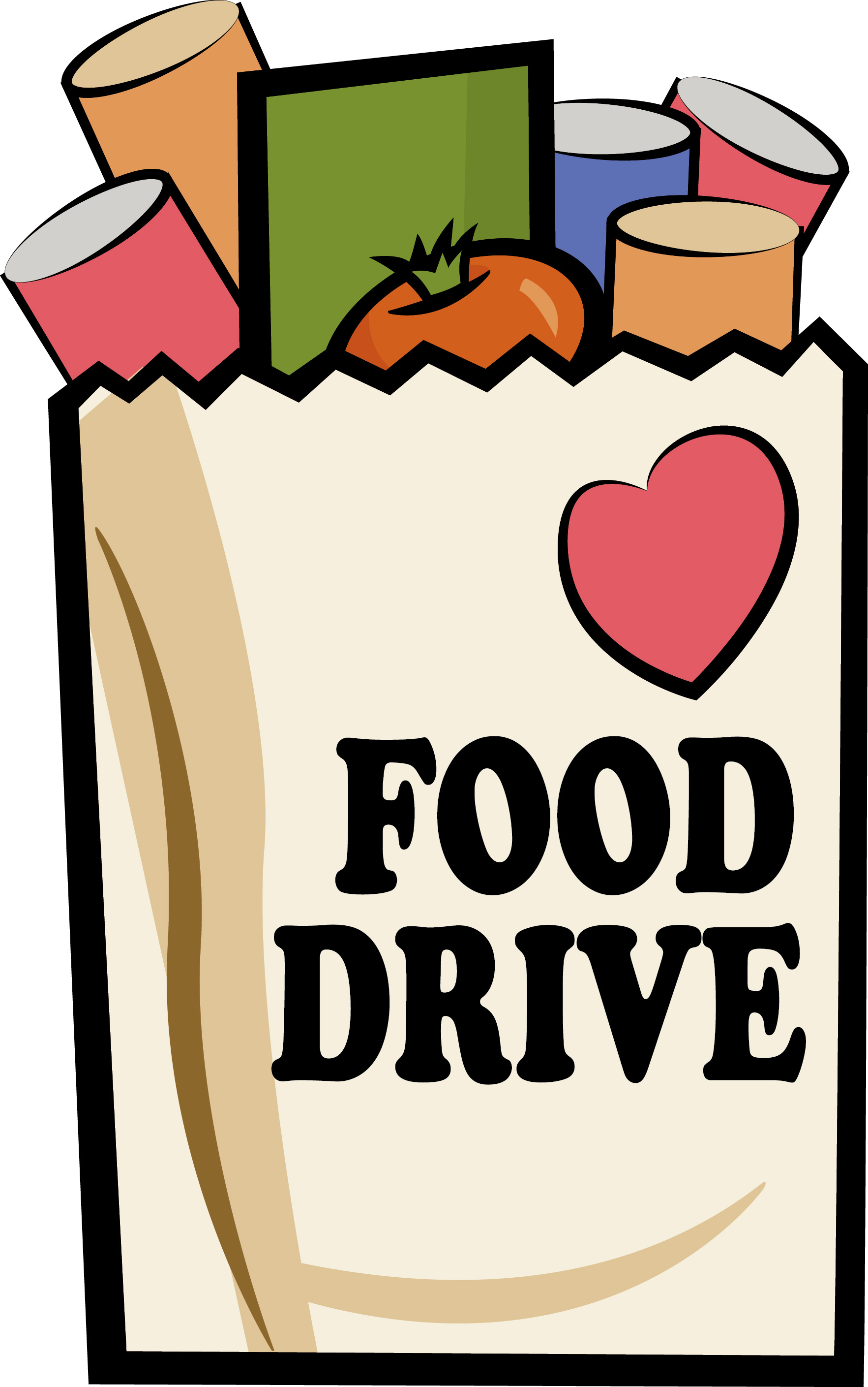 Quigley Annual Food Drive Begins